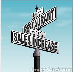 Restaurant Sales Up