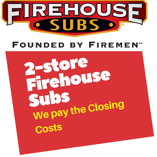 2 store Firehouse Subs