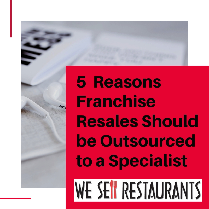 5 Reasons to not handle Franchise Resales