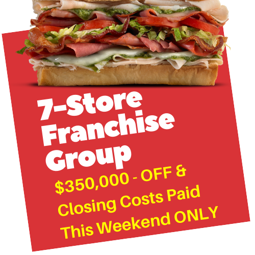7 store franchise group
