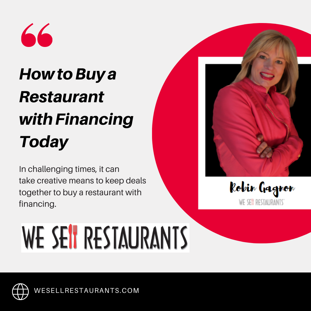 Buy A Restaurant With Financing