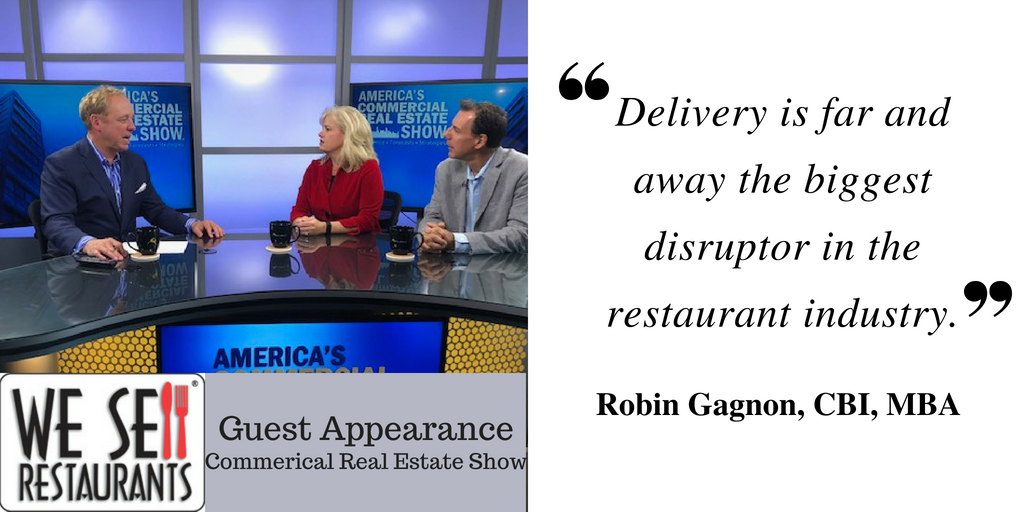 Delivery is far and away the biggest disruptor in the restaurant industry.
