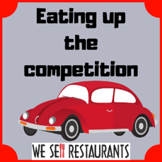 Eating up the competition