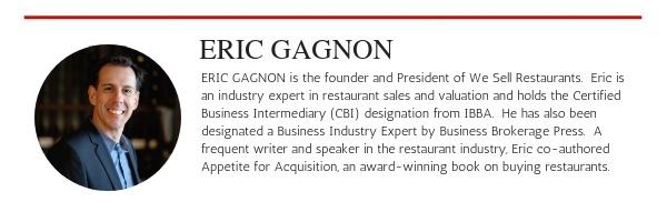 Eric Gagnon blog footer