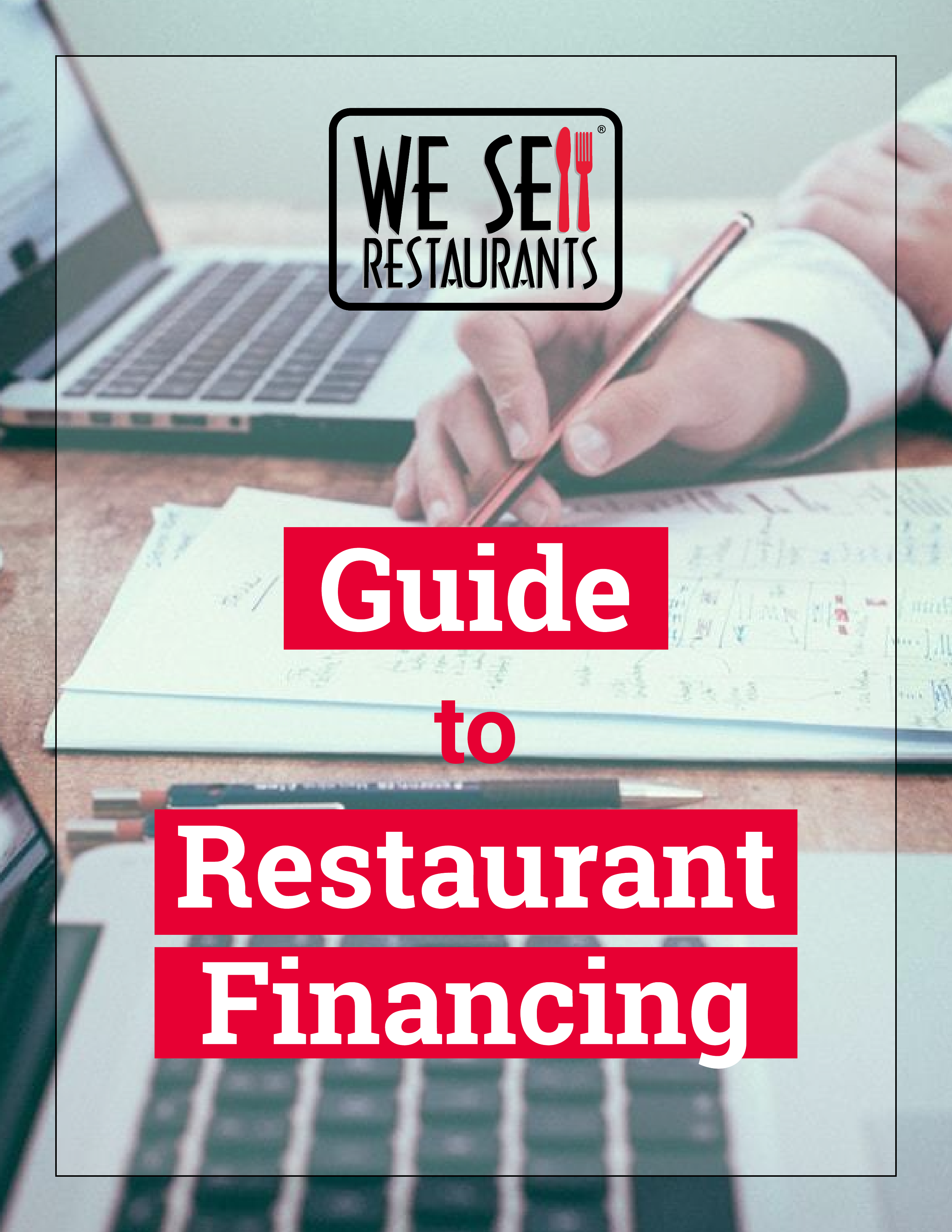 Financing a Restaurant - Untitled Page
