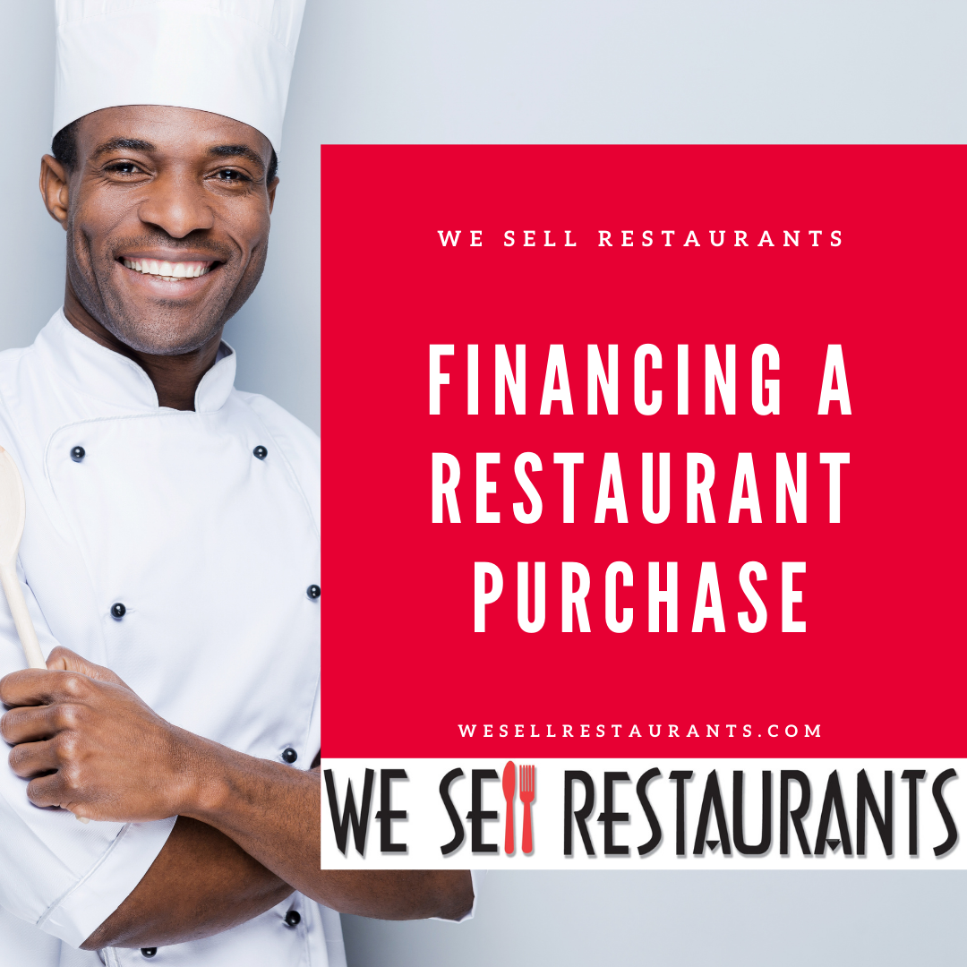 Financing a restaurant purchase