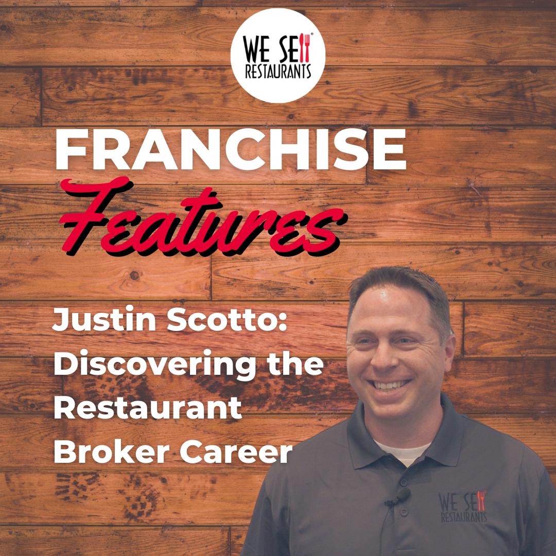 Restaurant Broker Justin Scott