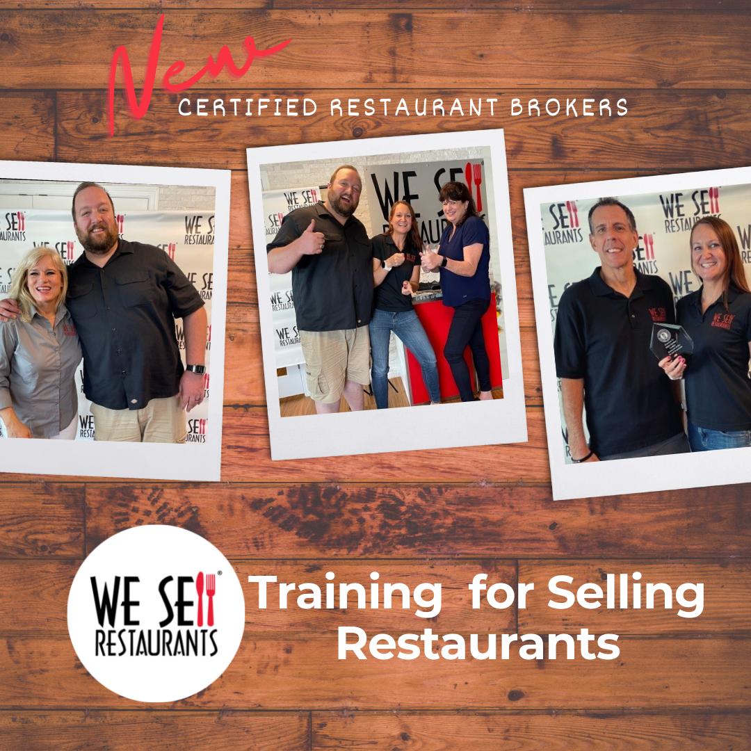 new certified restaurant brokers