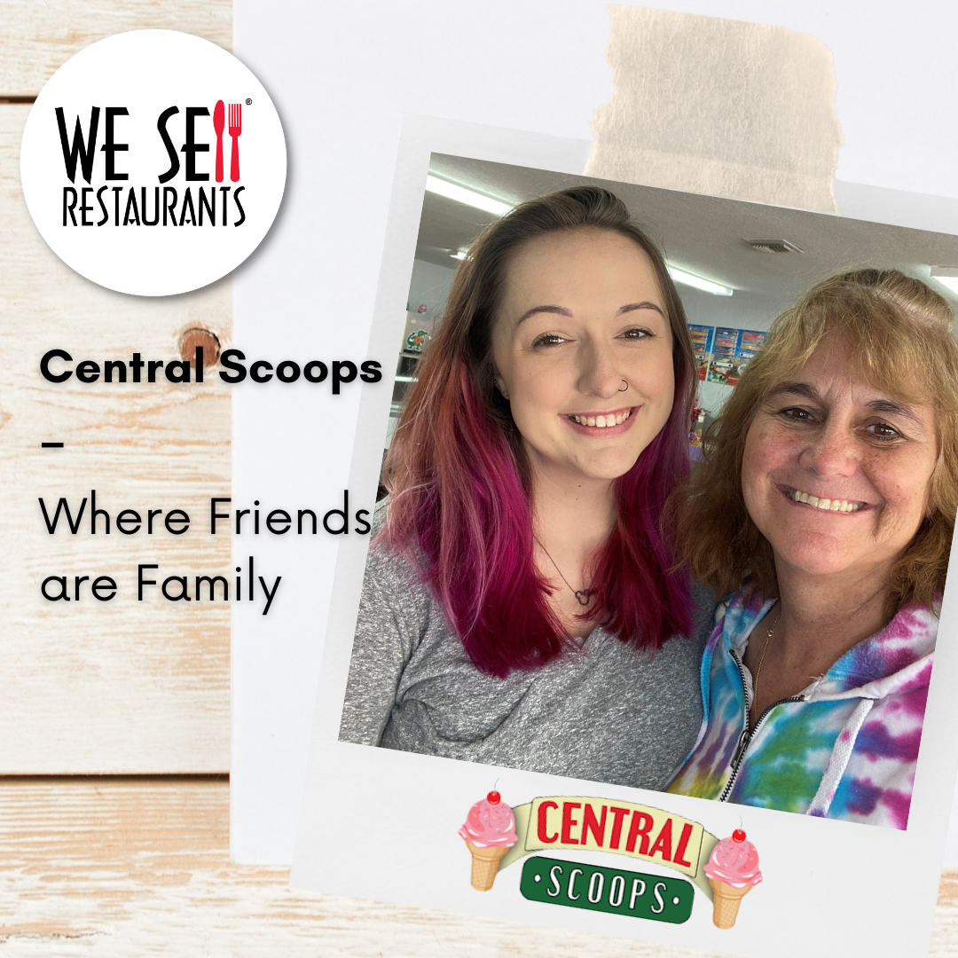 central scoops cover