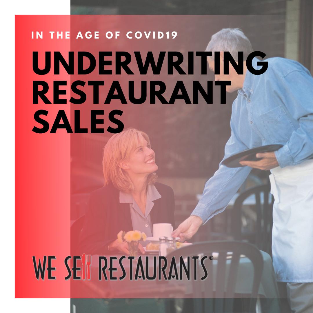 underwriting restaurant salesSale