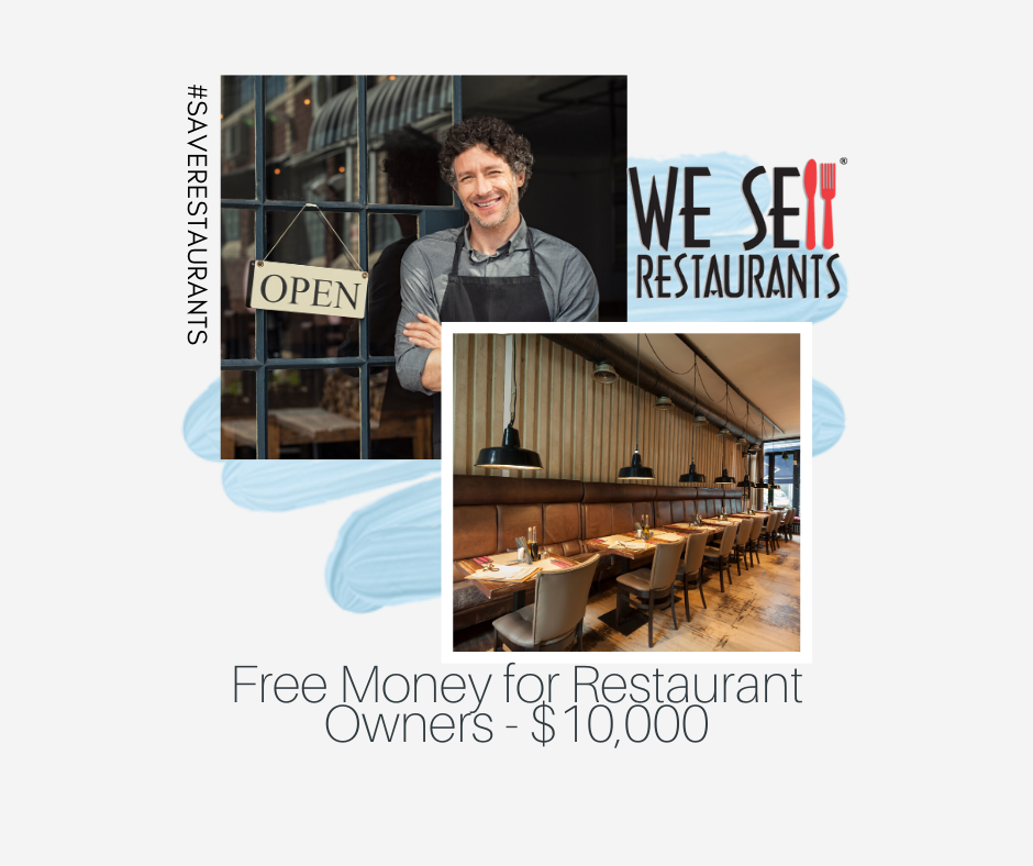 Is there Really Free Money for Restaurant Owners? Yes – A Guide to $10,000