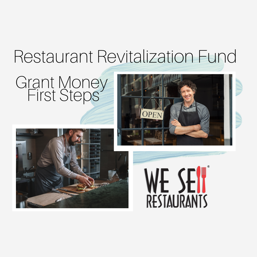 3 Things Restaurant Owners Should Do Now to Get Revitalization Grants