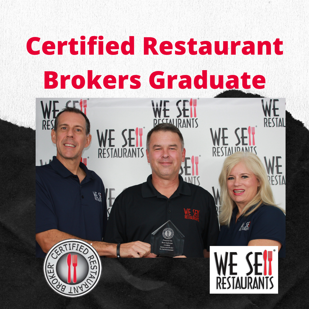 Certified Restaurant Broker Training - New Graduates