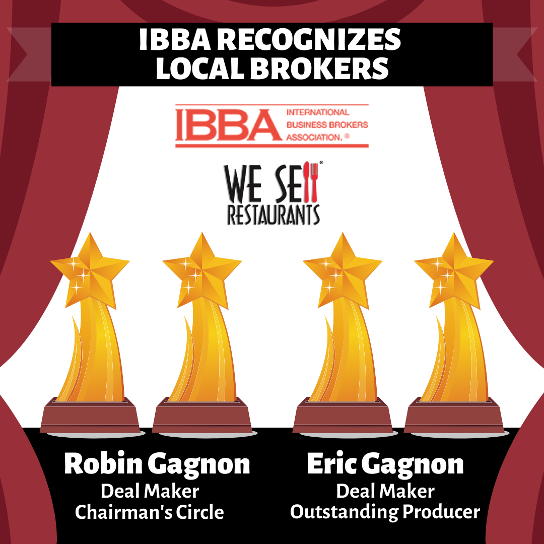 International Business Brokers Association Recognizes We Sell Restaurants Founders