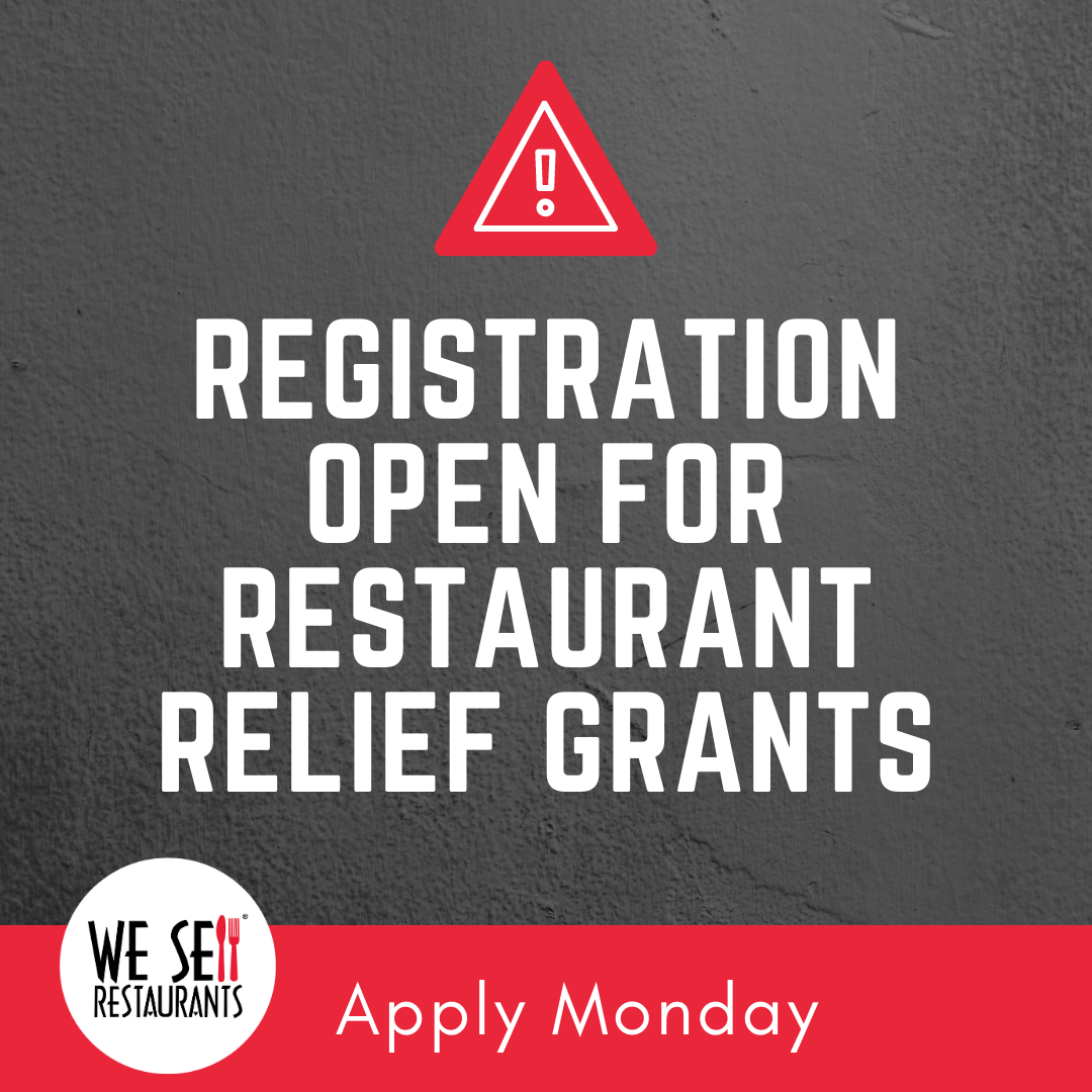 Today is the Day – We Sell Restaurants Quick Steps for Restaurant Relief Grant Applications