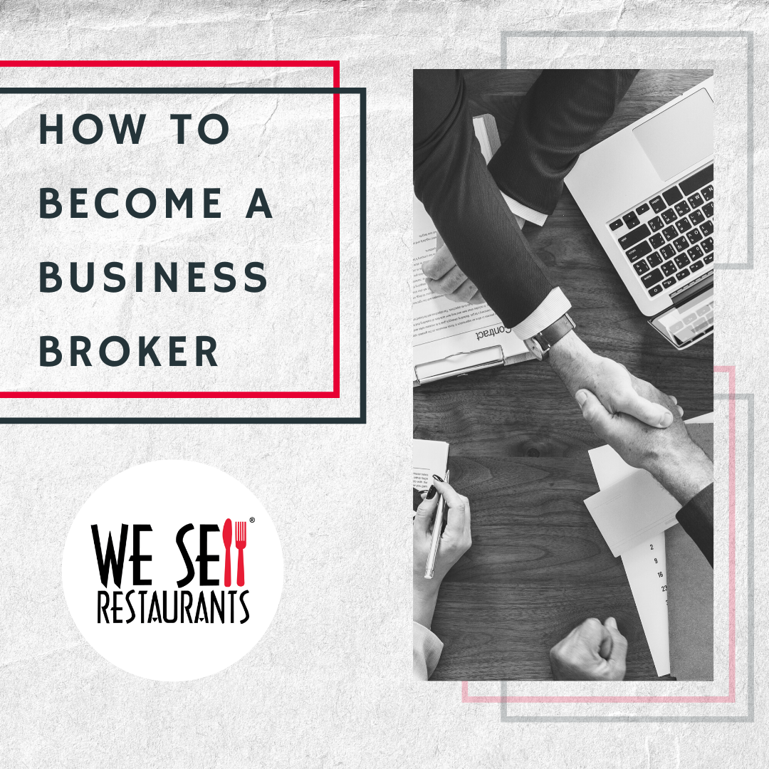 How to Become a Business Broker