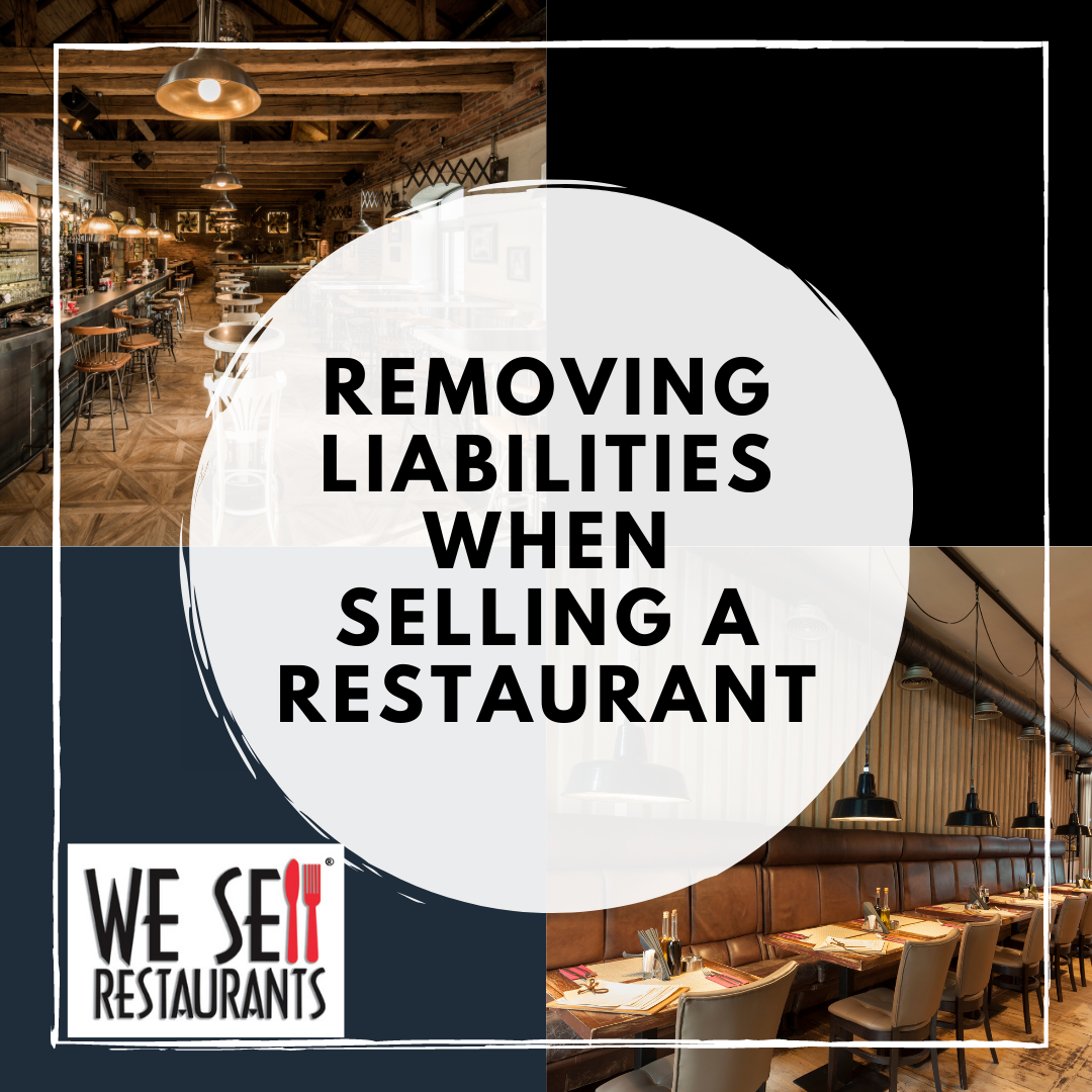Removing Liabilities when Selling a Restaurant
