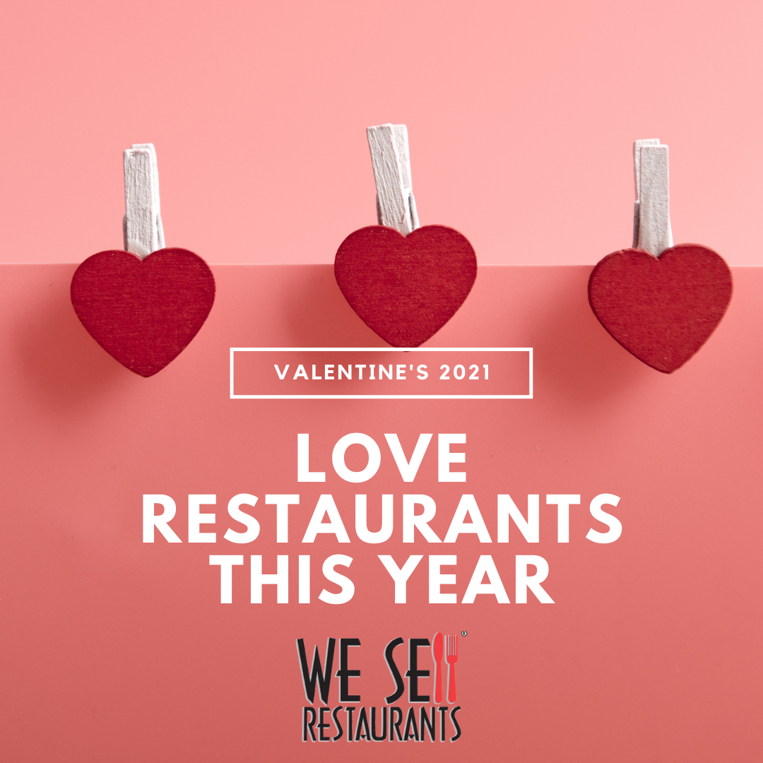 Valentine's Day – Love is in the Air – LOVE Restaurants This Year
