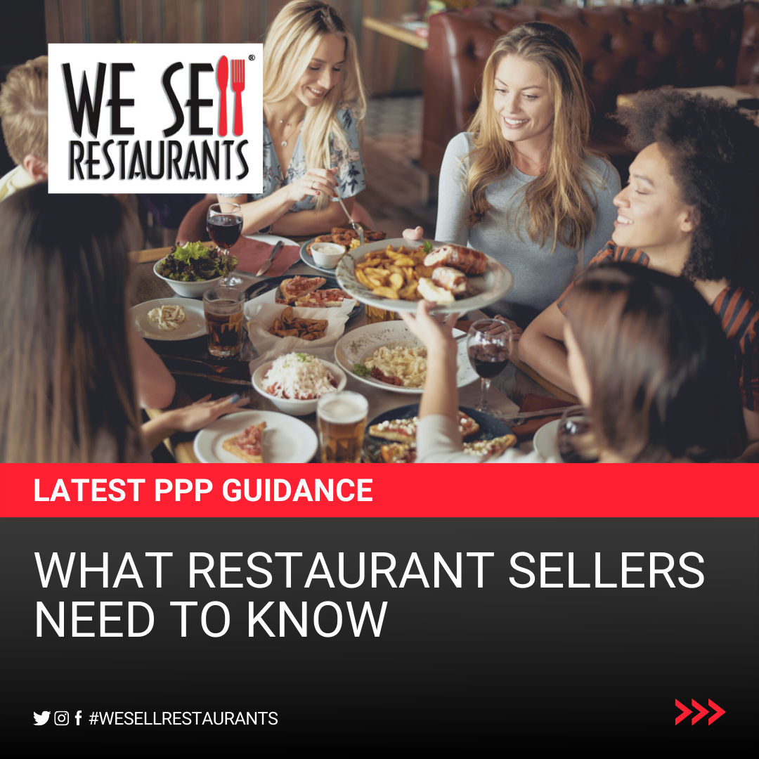 What Restaurant Sellers Need to Know About the Latest PPP Guidance