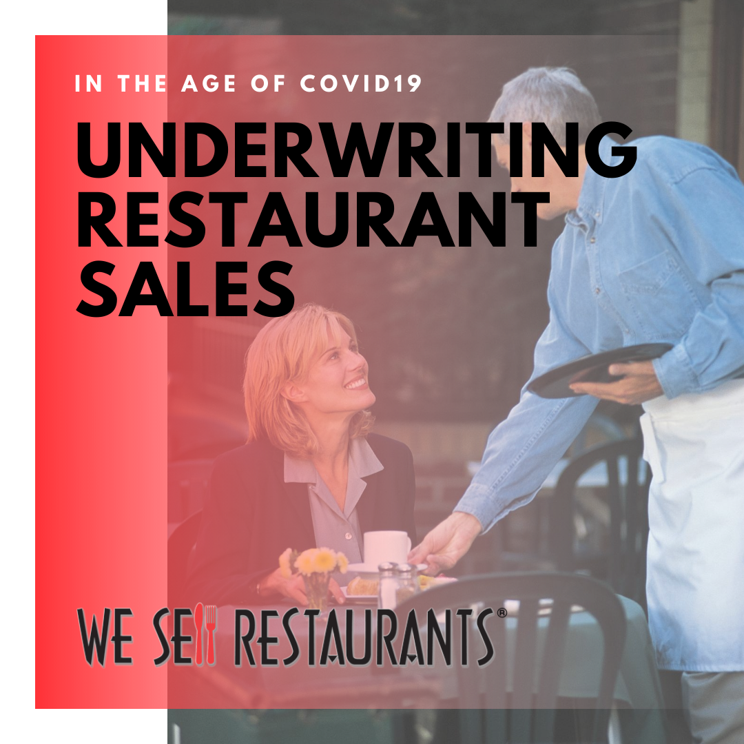 Underwriting Restaurant Sales in the Age of COVID19